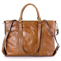 Wholesale Design Totes Leather - Cowhide First Ply Women Tote Bag Shoulder Bag Large Size Casual Design Hot Sales Design Top Grade Quality Big Factory OEM Designs Welcome