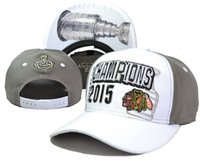 Wholesale Cheap Backing Cups - 2017 Stanley Cup Champion Snapbacks Hottest Blackhawks Caps Brand Hockey Hats Adjustbale Caps Fashion Sports Hats Cheap Snap Back Hats