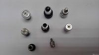 Wholesale Wholesale Nuts Bolts Black - FC-3-1 Hardware combination screw, fastener spring screw, standard loosen screw Oxidation natural color black A large number of inventory