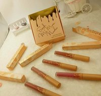 HOT KYLIE12 Color Single Lip Color oro versione locale 12 colori single Lipstick lip Gloss Beauty make-up series