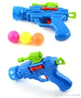 Wholesale Pink Toy Gun New - Stretch Tennis Classic toy gun Yiwu strange new stall selling children's toys wholesale supply