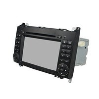 Wholesale Dvd Tv Car Mercedes - Free map Andriod 5.1 Car DVD player for Benz Vito with GPS,Steering Wheel Control,Bluetooth, Radio