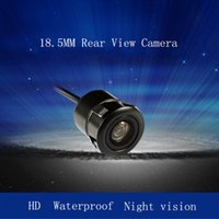 Wholesale Ccd Wholesale - Universal CCD Car Auto Back Up Reverse Backup Night Vision Rear View Camera Waterproof HD 170 Degree Parking Assistance