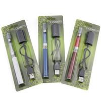 Wholesale Ego T Ce5 Blister - eGo CE5 Blister Kit eGo T electronic cigarette kit wth CE5 atomizer eGo T batteries 650mah 900mah 1100mah