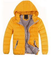 Wholesale children down jacket sale resale online - Hot sale Children s Outerwear Boy and Girl Winter Warm Hooded Coat Children Clothes boy Down Jacket kid jackets years