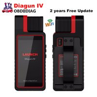 Wholesale Diagun Iv - 2017 New Released Launch X431 Diagun IV Powerful Diagnotist Tool with 2 years Free Update X-431 Diagun IV Code Scanner