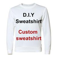 Wholesale China Sweatshirts - Wholesale- Custom Print Sweatshirt Cheap Clothes China Clothing Dropship Suppliers Drop Ship Shipping Products Whosale Lots Drop Shipper
