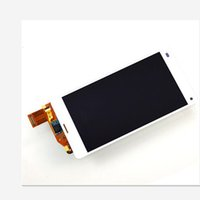 Wholesale Compact Touch Screen Display Panel - For Sony Z3 Compact D5803 D5833 New High Quality LCD Display Touch Screen Digitizer Replacement Parts
