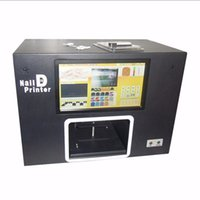 Wholesale Printers Computers - Nail Printer 5 Digital Nail Printer Nails Printing Machine Flowers Machine New Upgrated CE Approved Computer Build Inside Video To Teach