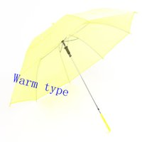 Wholesale Transparent PVC umbrella umbrella umbrella venue gifts promotional gifts POE automatic mail chute