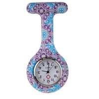 Wholesale Cheap Nurses Watch - Wholesale-Toopoot 2016 Silicone Stainless Round Dial Fob Quartz-watch Pocket Nurse Watch Orologio uomo Cheap Wholesale