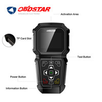 Wholesale Intelligent Toyota - OBDSTAR TP50 Intelligent Detection on Tire Pressure Support 315MHz 433MHz TP-50 TMPS Tool Similar to MaxiTPMS TS401 TS501 TS601