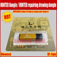 chasseur d'origine achat en gros de-100% original HUNTER Dongle réparer dessin dessin dongle dessin pour iphone6s ipa samsung xiaomi dessin ECT (chinois)