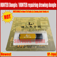 Wholesale Xiaomi Unlock - 100% original HUNTER Dongle repairing drawing hunter dongle drawing for iphone6s ipa samsung xiaomi drawing ECT (Chinese )