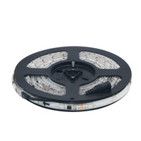 Wholesale Ic Ribbon - IC 2811 DC12V 5050 Auto Changeable RGB LED Strip Light Flexible Tape Waterproof Safe Ribbon 5M Roll 150Leds Outdoor Decoration