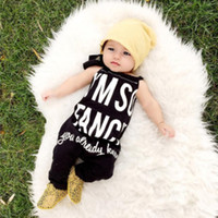 Wholesale Zebra Christmas Gifts - Wholesale sales 2017 New high quality Children's wear Boy Cotton Baby Newborn Jumpsuits Climb The free gift