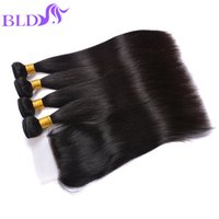 Wholesale Brazilian Straight Hair Weave Sale - Big Sale Brazilian Straight Hair With Closure Brazilian Straight Lace Closure With Hair Bundles Brazillian Straight Human Hair Weave
