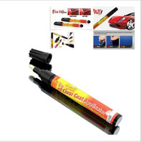 Wholesale remove scratches car pen online - Free DHL HOT Fix it PRO Car Coat Scratch Cover Remove Painting Pen Car Scratch Repair for Simoniz Clear Pens Packing car styling