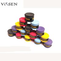 Wholesale Rod Sleeves - Wholesale- Vissen 10pcs Anti-slip wrap sweat absorbing belt fishing rod overwraps cover tape insulating sleeve fishing tackle accessories