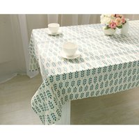 Wholesale Linen Rectangular Table Cloths Europen Style Super Quality Table Cloth For Weddings Hotel Kitchen Table Cover