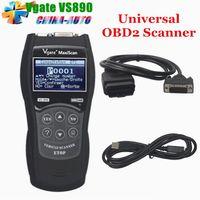 Wholesale Universal Auto Scanner Multi Language - Wholesale- 3pcs 2016 New VS890 OBD2 Universal VGATE VS890 Diagnostic Scanner Multi-language Auto Scan tool Vgate MaxiScan VS890