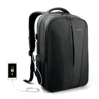 Wholesale computer anti theft - 2017 new Anti-theft 15.6inch laptop backpack with usb charge Computer Bag backpack for men &women business school bag