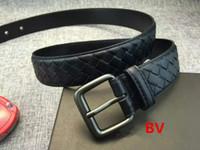 Wholesale 2018 Belt designer belts BV brand buckle belts for men high quality men and women waist belts leather belt