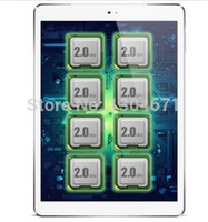 Wholesale Cube Tablets Gps - Wholesale- Cube Talk 9X U65GT MT8392 Octa Core 2.0GHz Tablet PC 9.7 inch 3G Phone Call 2048x1536 IPS 8.0MP Camera 2GB 32GB Android 4.2