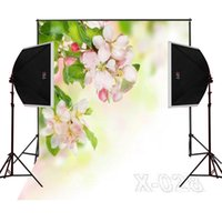 Wholesale muslin backdrops for photography - fruits flower blossoms scenic photography backdrops for baby newborn photos camera fotografica digital cloth studio props photo background