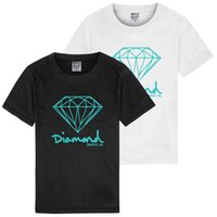 Wholesale Diamond Supply Shorts - Men's T shirt Letter Print Diamond Supply Co Printed Man T Shirt New Summer Mens T-shirt Harajuku Casual Hip Hop Cotton Tees