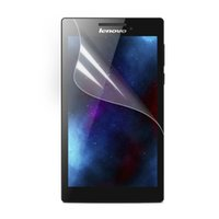 Wholesale lenovo a7 tablet for sale - Group buy Clear LCD Screen Protector Protective Film for Lenovo Tab A7 A7 A7 F Tablet Alcohol Cloth Clean Cloth