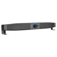 Wholesale Tv Box For China - Powerful Soundbar TV Perfect sound Soundbar LP-08 HIFI Mini Altavoz USB Soundbar Speaker For Computer PC Tablet TV Super Bass Brand Fashion