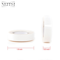 Wholesale Double Sided Tape Prices - Wholesale Price Neitsi 1PC No Shine Double-Side Hair Extensions Tape Adhsive 1 2inch*3 Yards Glue Roll Tape