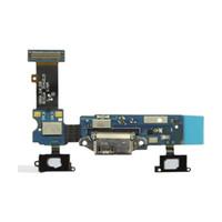 samsung s5 flex port großhandel-NEUE USB-Ladegerät Ladeanschluss Dock Flex-Kabel für Samsung Galaxy S5 G900A G900P G900V G900T G900F i9600