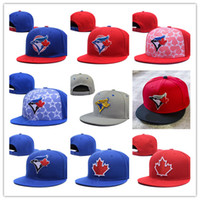 Wholesale Toronto Blue Jays Hats Cheap - Free Shipping Cheap 2016 high quality Toronto Blue Jays Baseball Caps Adjustable Hip Hop Casual Fashional Snapback Hats