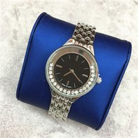 Wholesale Rolling Stones Fashion - New Design Women watches Rolling Stones Rose Gold Lady Wristwatch Luxury Quartz Life Waterproof Luminous hands Wholesale price Free shipping