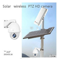 Wholesale 2017 year hot sale MP Wireless solar power ptz ip camera x zoom outdoor ir waterproof solar powered