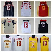 Wholesale Usa Cities - Cheap Men 13 James Harden Jersey Uniforms 2014 USA Dream Team James Harden Basketball Jersey Shirt Christmas Throwback Red Pride Clutch City