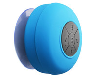 Wholesale bts bluetooth mp3 player for sale - NEW Bluetooth Mini Portable Wireless USB Speaker BTS Shower Waterproof Sound box loudspeaker Boombox Subwoofer for Laptop PC MP3 MP4