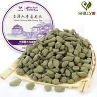 Wholesale sweet oolong tea for sale - 120g Top quality Famous Taiwan oolong Tea Ginseng Oolong Milk Oolong Tea Sweet Health Care keep good health and a long life