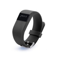 Wholesale Ios Upgrade - TW64S Smart Bracelet Fitness Heart Rate Smart band Wristband Tracker Bluetooth 4.0 Watch for ios android TW64 upgraded version free DHL