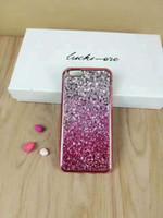 Wholesale Glitter Stylus - Defender Starry Bling Glitter TPU Case for LG K20 Plus K10 2017 Stylus 3 LG Aristo