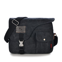 Wholesale Vogue Classic - Fantasy sky fashion vogue casual canvas denim men messenger bag briefcase versatile business vintage boy's bags classic handbag