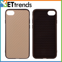 Wholesale carbon fibre cases for iphone for sale – best New Arrival Carbon Fibre Woven Pattern Case for iPhone plus Phone Protector Case Replacement DHL