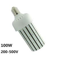 Wholesale White Halogen Lamps For Car - 347V 100 watt led retrofit 400W mercury Halogen car-wash church warehouse light 480v led replacement for HID lamps