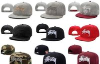 Wholesale Hats For Women Drops Shipping - gray blue cali kush cap baseball hat fashion brand snapback caps for men women sport hip hop bone cheap top quality sun hat Drop Shipping