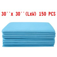 Wholesale Training Pads Dogs - 150 PCS 30 x 30 Puppy Pet Pads Dog Cat Wee Pee Piddle Pad training underpads