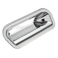ABS Chrome Trunk Rear Door Handle Bowl Cover Trim para Honda CR-V CRV 2012-2016
