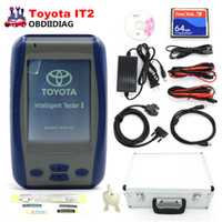 Wholesale Oscilloscope Automotive Usb - Denso Intelligent Tester IT2 . for Toyota and Suzuki with Oscilloscope Intelligent Tester 2 Toyota IT2 Tester2 IT2 toyota