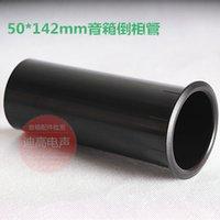 Wholesale Catheter Longer - Wholesale- Speaker tube guide tube long 142mmabs hifi 50mm hole,speaker accessories